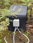 Storage case used as an